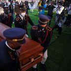 White House says delegation to Haiti safe after gunshots heard at president's funeral
