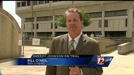 Noon Report: Deputies testify at Sheriff Johnson trial