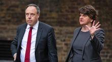 DUP Will Back Boris Johnson's Queen's Speech Despite Brexit Deal Anger