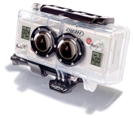 GoPro ships $99 3D Hero expansion kit, acquires CineForm in its spare time