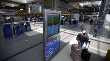 La pesadilla de un joven que vivió tres meses en el aeropuerto de Los Angeles, atrapado por la indigencia y el coronavirus