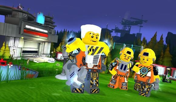 MMO Family: A parent's look at LEGO Universe