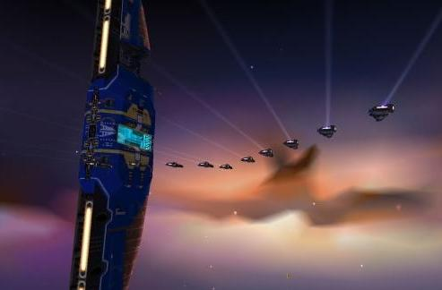 Homeworld Remastered Collector's Edition pre-orders now live