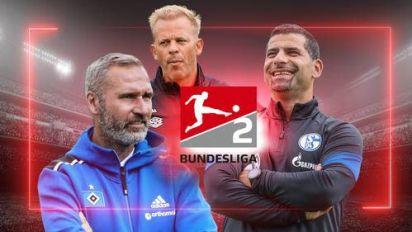 """Klare HSV-Ansage: """"Wir spielen nicht, um Vierter zu werden"""""""