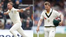 'Broad's bunny': Dave Warner fails again after 'poor' moment
