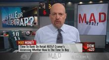 Cramer: Don't be fooled—retail REITs' stocks are still ve...