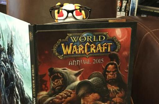 World of Warcraft Annual now available in the UK