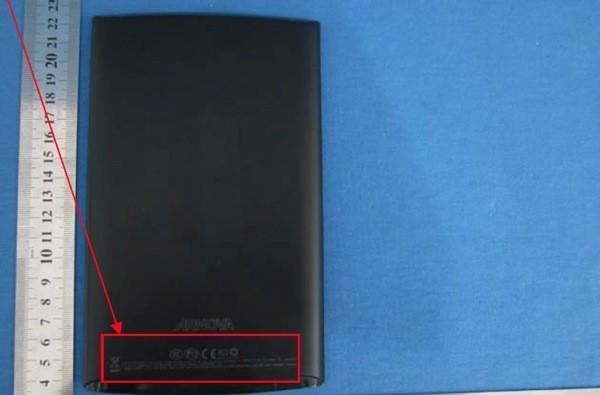 Archos Arnova GBook heads to the FCC, may have literary ambitions