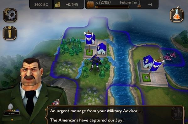 Civilization Revolution 2 charges onto App Store, out now