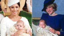Baby Archie: Vergleichsfoto zeigt, wie ähnlich er seinem Vater ist