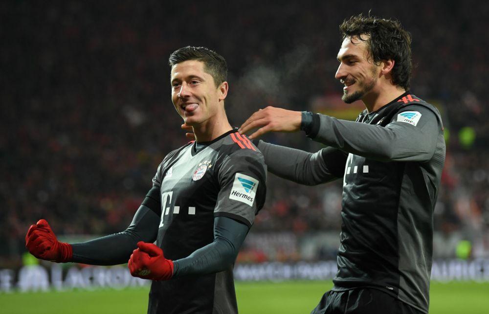 """Bayern-Torjäger Lewandowski: """"In Madrid bin ich wieder dabei"""""""