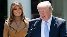 Donald Trump Misspelled Melania's Name While Congratulating Her, and It's the 'Covfefe' of 2018