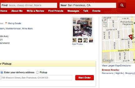 Yelp Platform offers takeout orders, salon and dentist appointments to follow