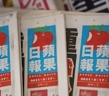 Hong Kong's pro-democracy newspaper Apple Daily could shut within days, top advisor says