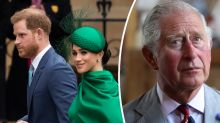 Expert: Prince Charles 'atrociously hypocritical' in Sussex split