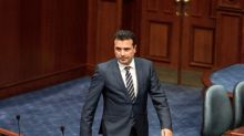 Macedonia MPs vote to start name change process