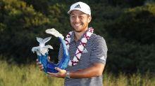 Schauffele completes dazzling PGA Tour win