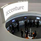 Accenture raises annual forecast as hybrid work models boost cloud-service demand