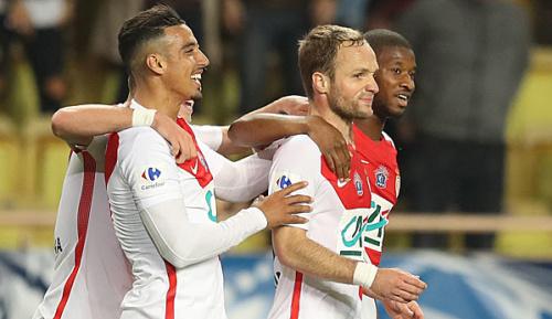 Coupe de France: Coupe de France, Viertelfinale: Monaco verdaut den PSG-Schock