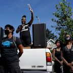 Black people in Portland struggle to be heard amid protests