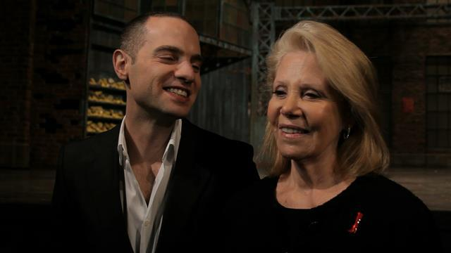 Tony Awards: Behind the Scenes with The Roths
