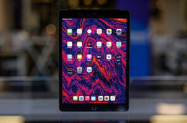Apple's entry-level iPad returns to $299 for Black Friday