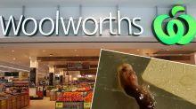 Woolworths customer says daughter 'chewed slug' hidden in salad
