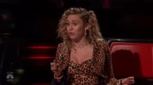 A tearful end to 'The Voice' leaves everyone completely stunned