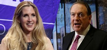 Mike Huckabee takes swipe at Ann Coulter