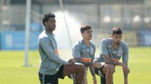Corinthians tem mais um dia de treino coletivo já de olho no Dérbi
