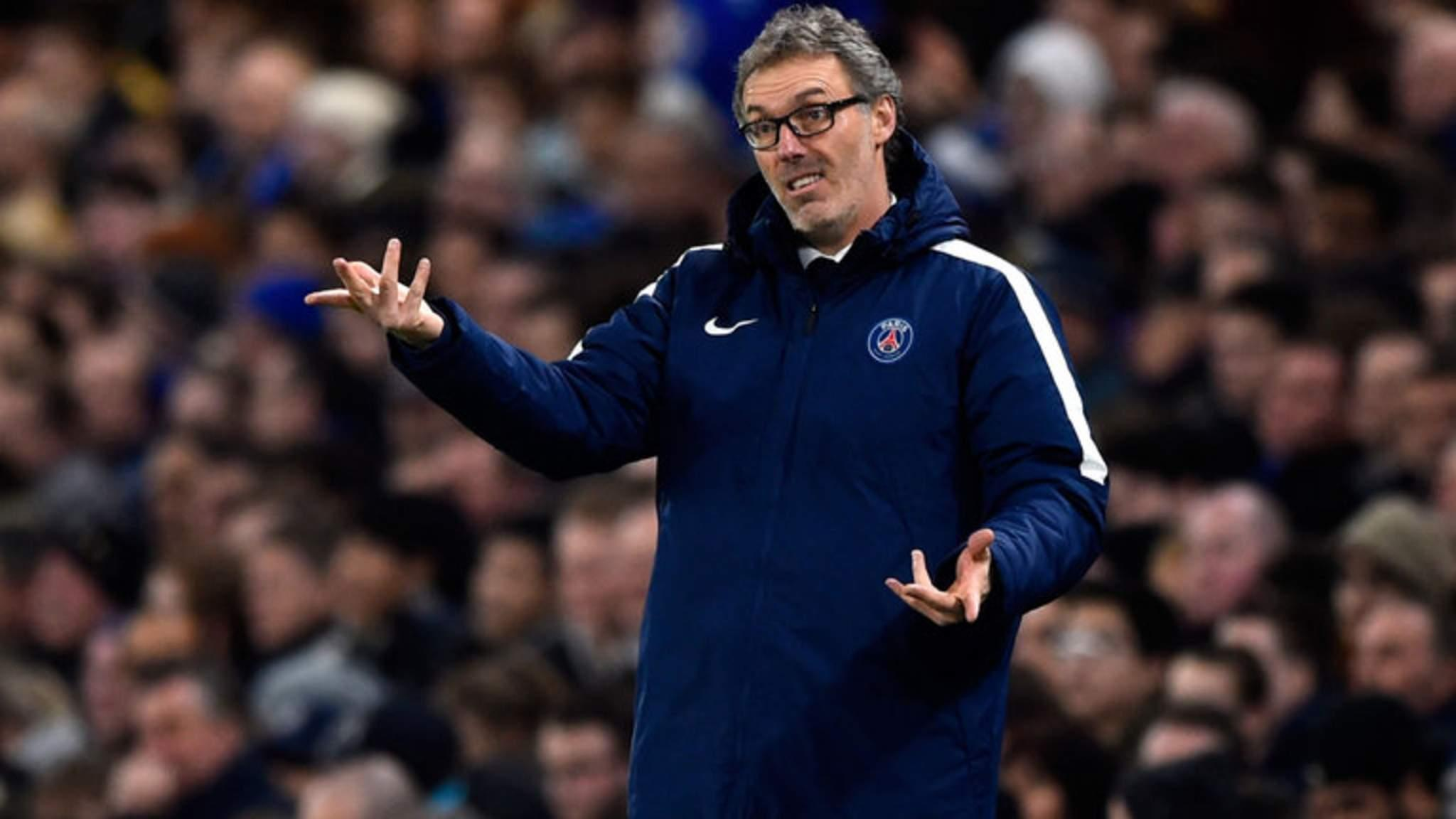 Blanc Leaves Psg As Club Changes Course