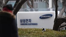 Samsung says its second-quarter profit likely fell 56% from a year ago