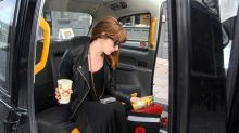 It's a Taxi, That Serves Noodles, Made Just for Hangovers (Yay!)