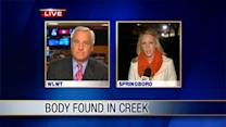 Female in her 30s found dead in Springboro creek
