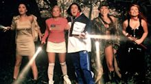 The Spice Girls Went for a Walk in the Woods Last Week