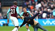 West Ham ban pitch-invading fans for life