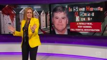 Sean Hannity gets a taste of his own medicine from Samantha Bee