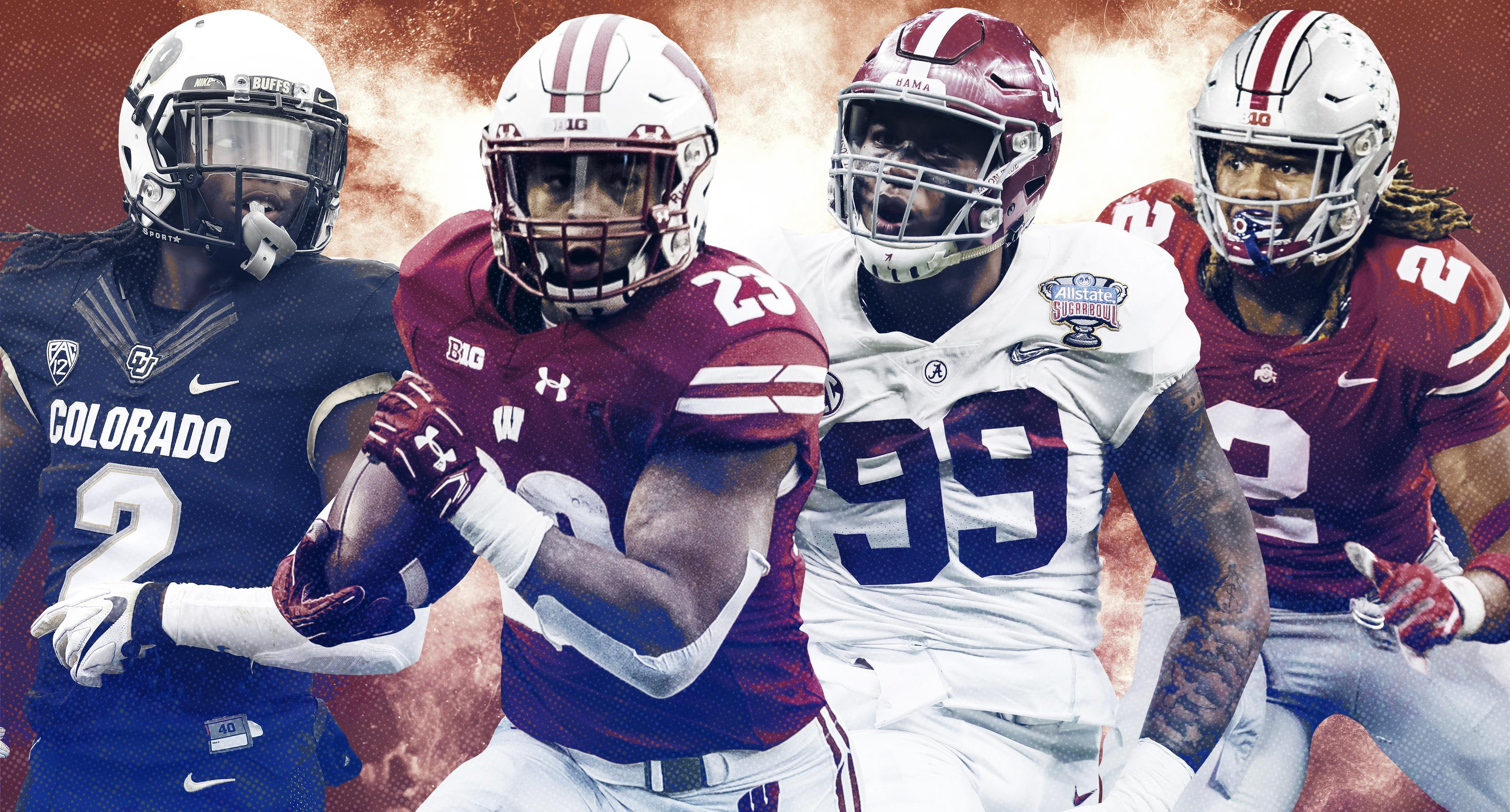 25 college football players I'd pay to see in 2019