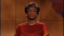 Weekend Update: Maya Angelou