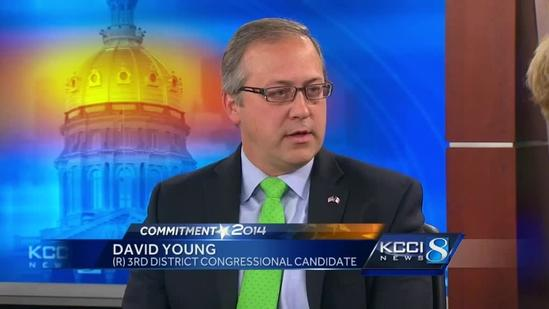 Candidate interview: David Young