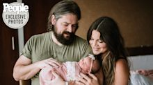 Zac Brown Band's Clay Cook and Wife Welcome Daughter Cecilia Ellen: 'We Could Not Feel More Proud'