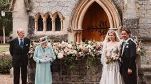 Princess Beatrice's royal wedding photographer breaks silence on couple's big day