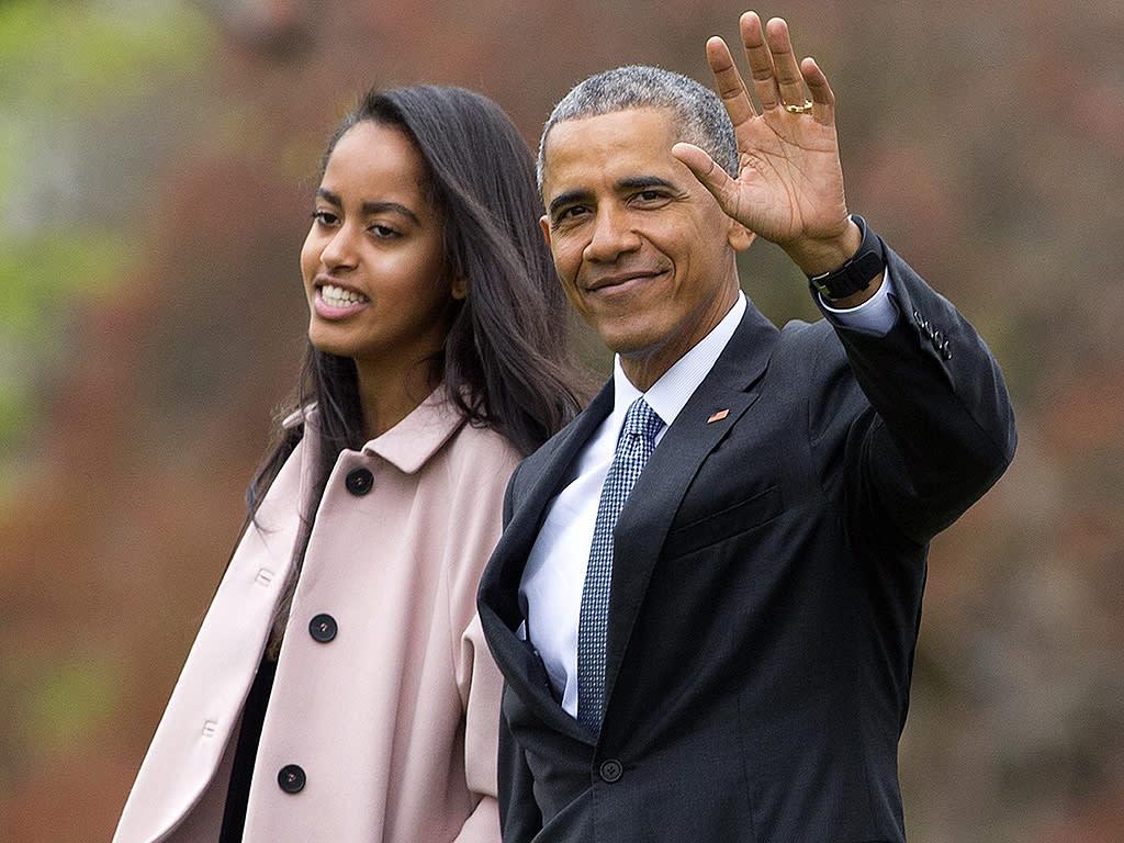 Malia Obama Has Moved in at Harvard