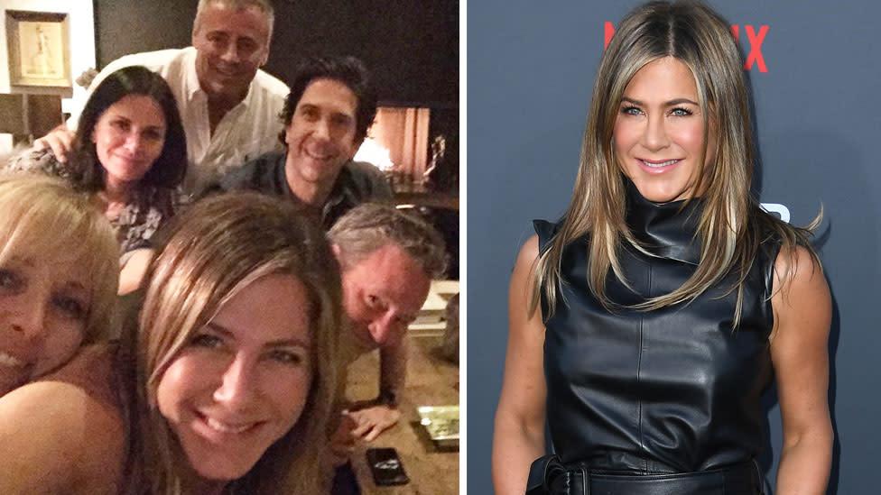 Jennifer Aniston 'breaks the internet' with Instagram debut