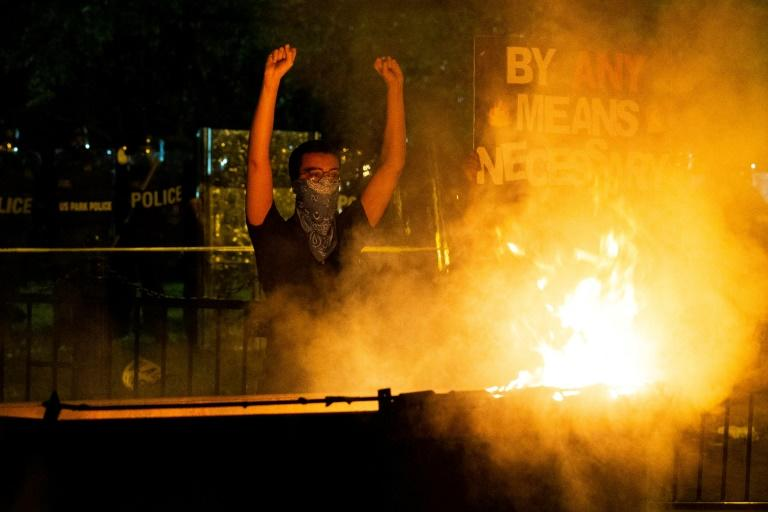 China, Iran mock United States  amid ongoing riots: 'I can't breathe'