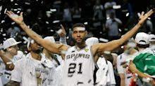 Tim Duncan was one of greatest power forwards in NBA history, but he won't tell you about it