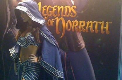 Gen Con 2009: MMOs in the E-gaming area