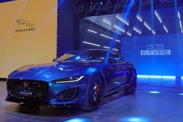 英倫絕美跑車變臉上陣,Jaguar F-Type 小改款 366萬/486萬雙動力正式在台發表
