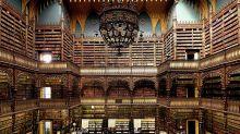 Fotógrafo viaja o mundo para registrar as bibliotecas mais lindas que existem