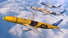 星戰迷注意!STAR WARS X ANA全新C-3PO飛機正式登場!